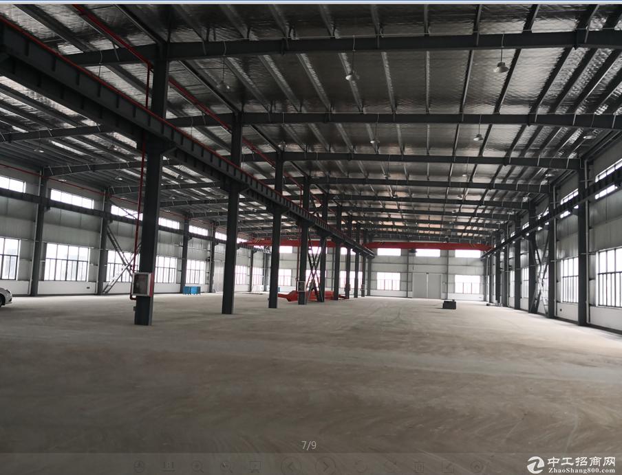 安徽办公厂房出租鸠江区4000平方厂房出租三层办公楼-图2