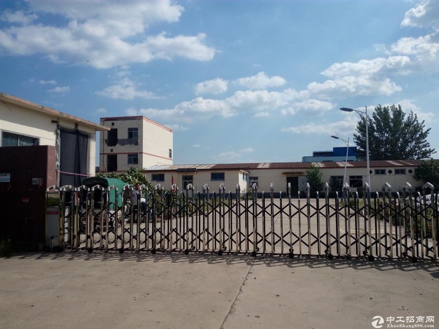 中山6.5亩工业地带厂房出售