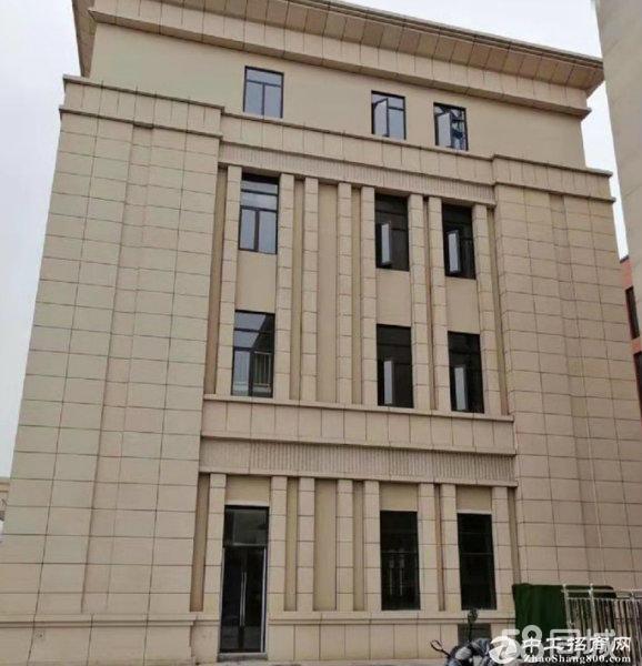 高新区标准厂房 首层高7米2 独栋 分层可分期环评