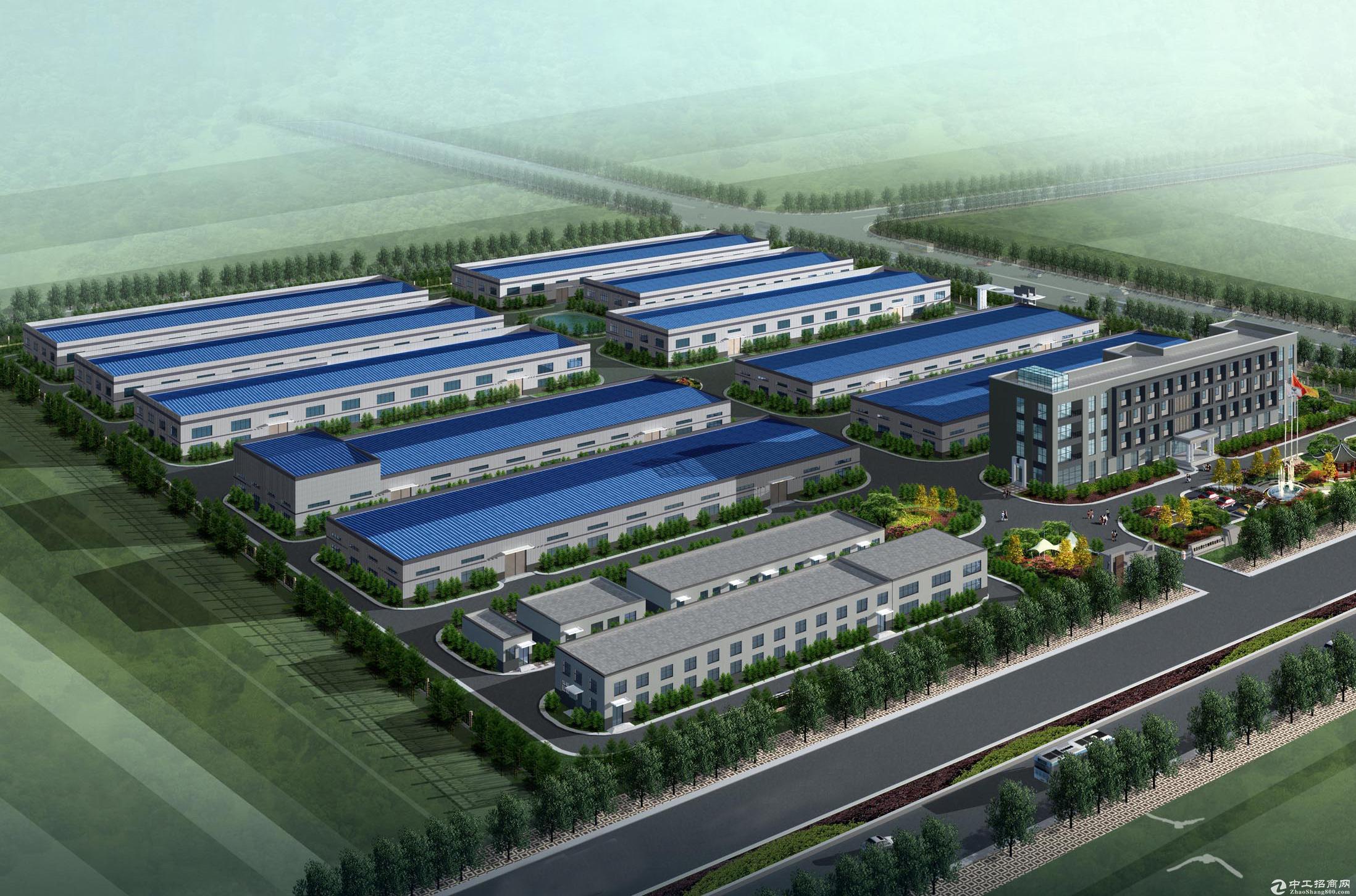 4000平米可分割厂房出租