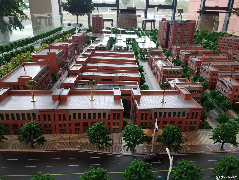 出售园区独立产权标准厂房1000至3000