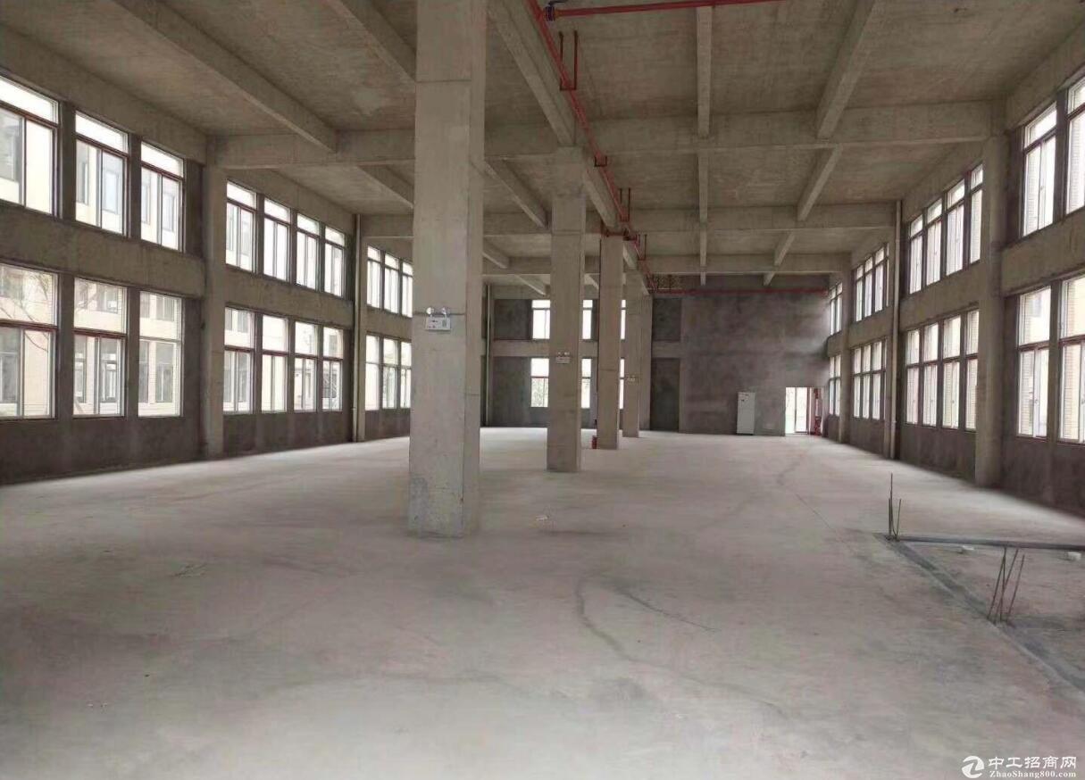两层独栋/轻轨厂房/1600平/首付3成/50年产权/送配电