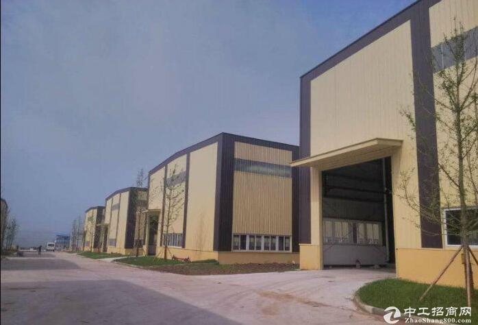 带独门庭院12米高独栋厂房仅有一层
