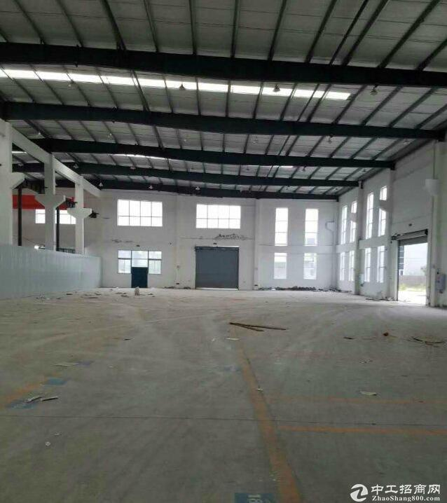 工业园区3000平米标准厂房出售