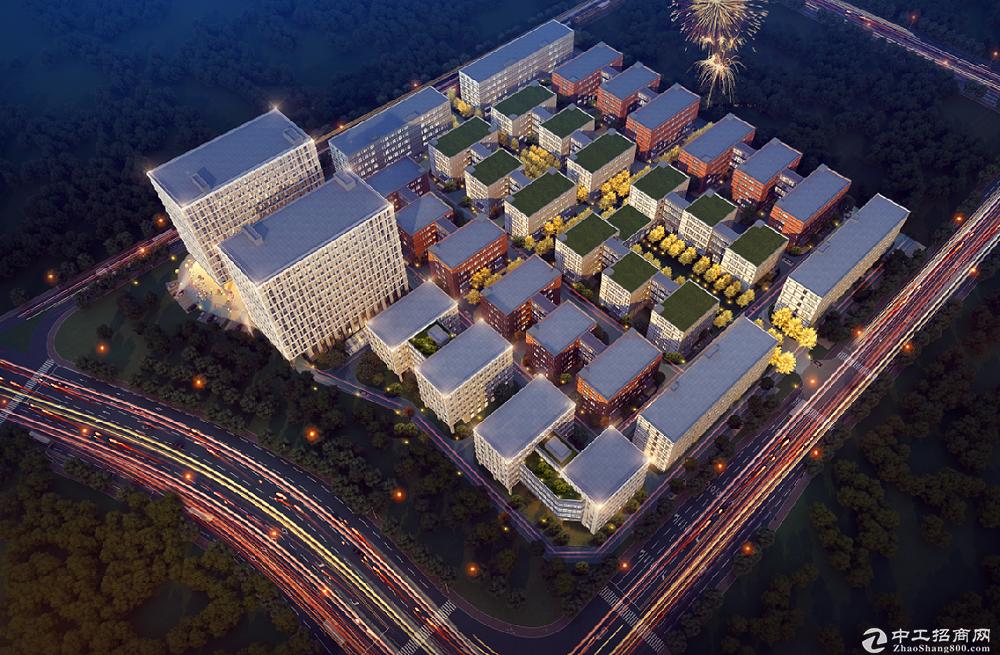 长沙高新独栋厂房出售 一栋一企业,高端大气