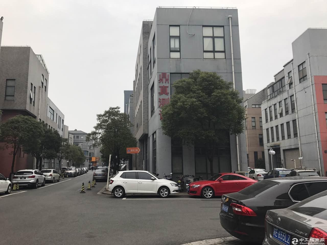 大众汽车产业园精装独栋办公贸易总部工业绿证诚售