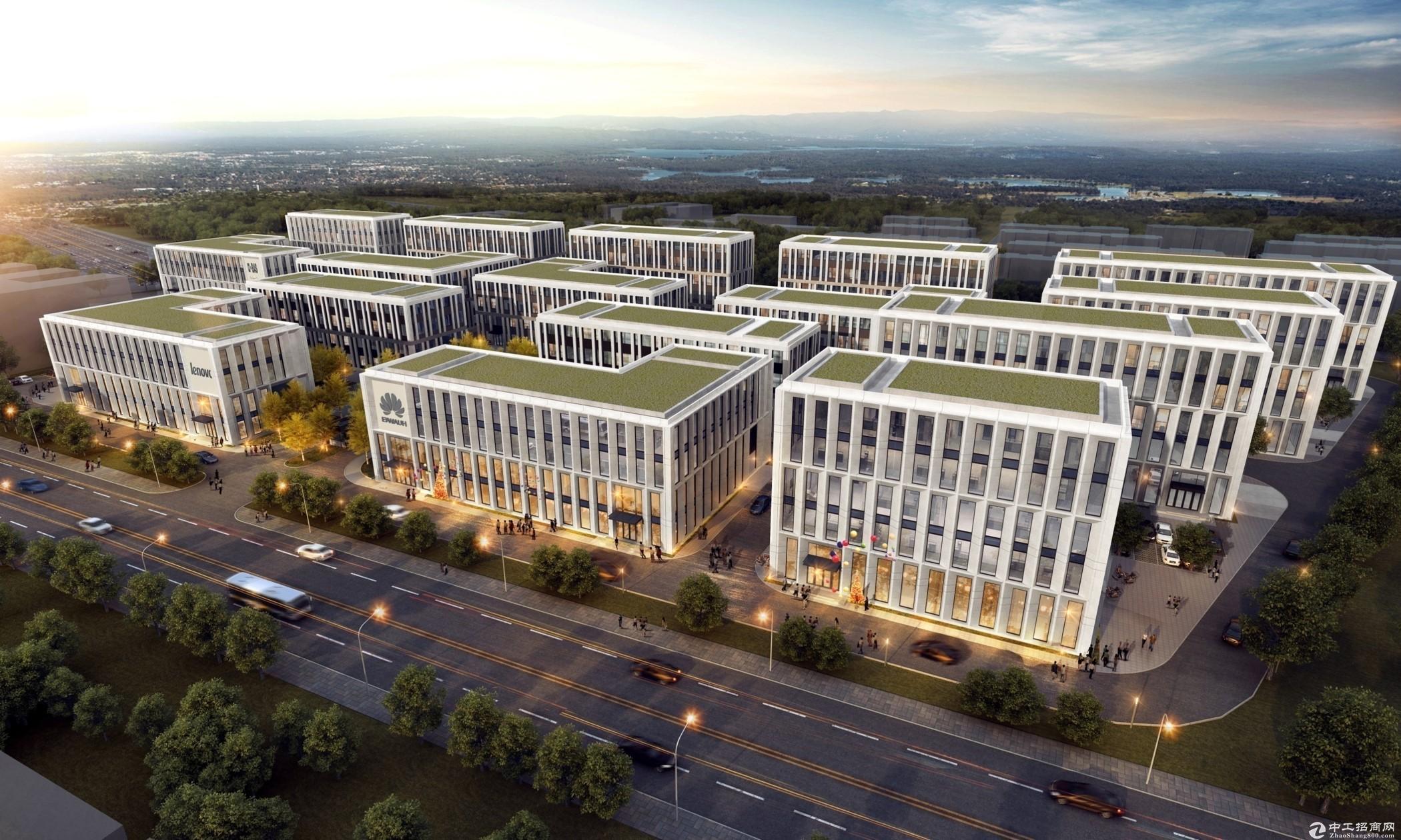 浦口两证厂房8米层高独栋和单层办公生产皆可
