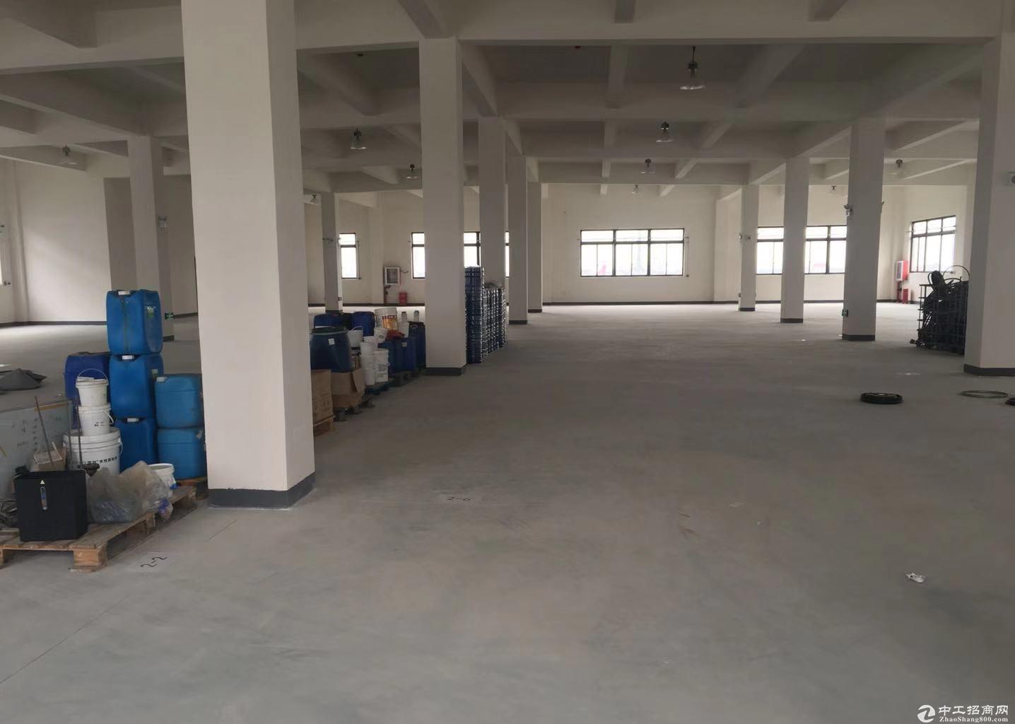 老港镇同发路一楼厂房1316平租金只要0.9元-图5