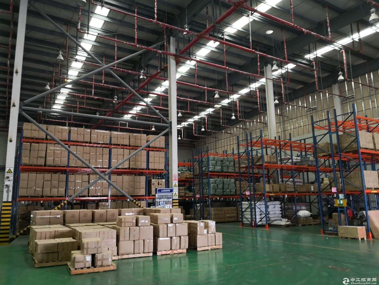 浦东中环金桥路出口600平1.9元14米单层产证齐