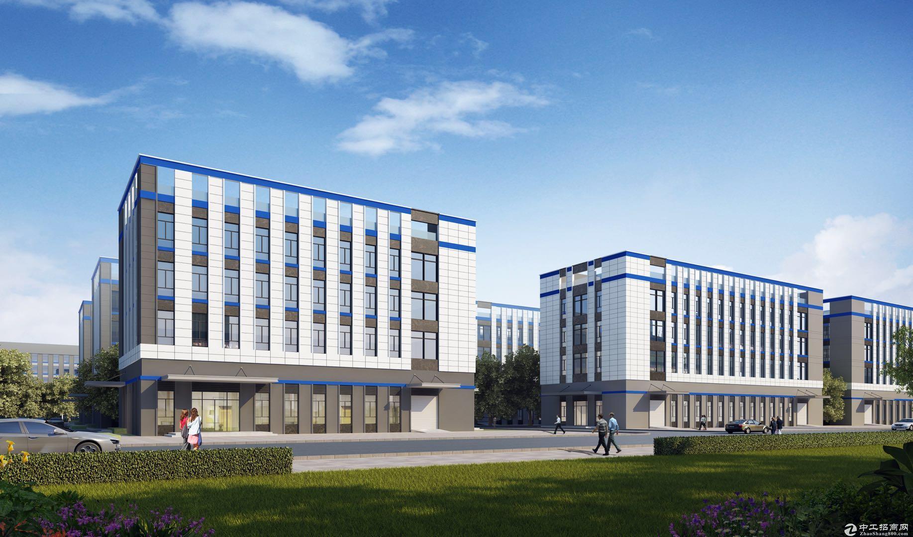 省重点项目,科林产业园多层独栋厂房 ,50年产权