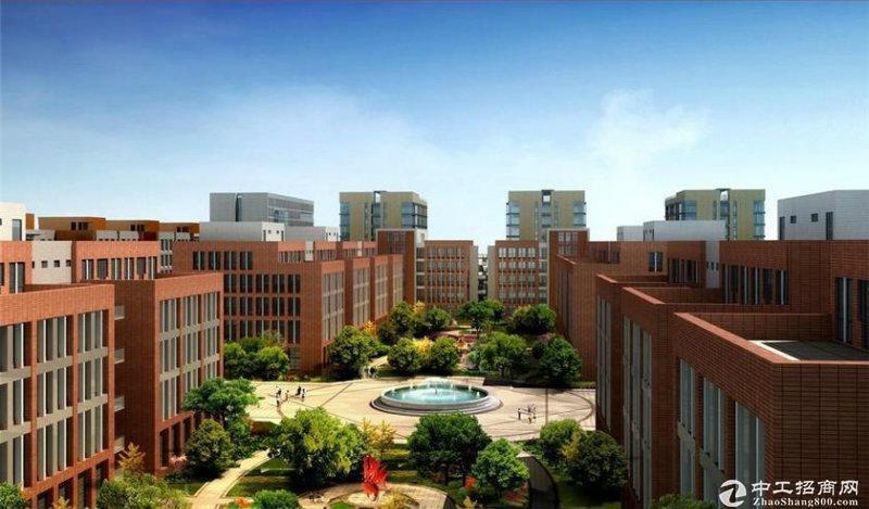 产办研一体超高层高得房率巨高4200平厂房出售-图2