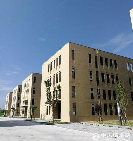 正规园区7.8米挑高厂房,大产权,可按揭