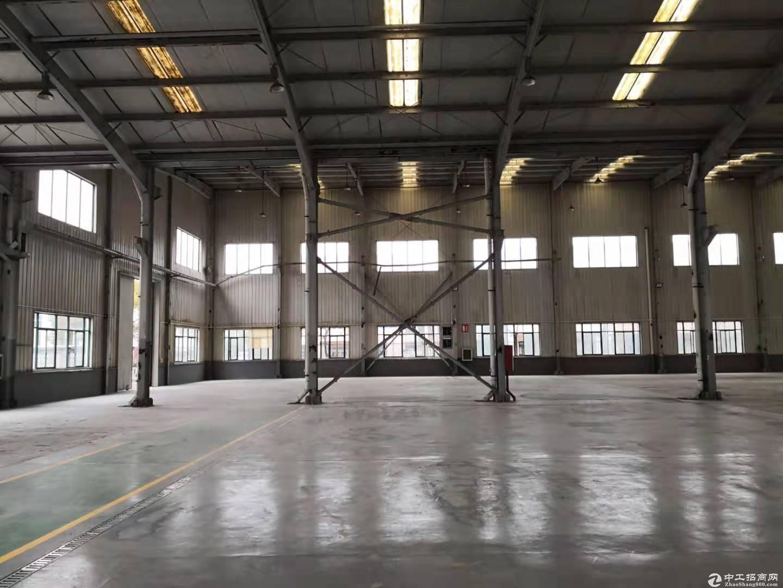 浦东5000平绿证高12米库物流仓储托管配送等-图2