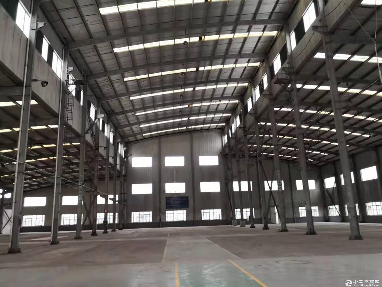 浦东5000平绿证高12米库物流仓储托管配送等-图4
