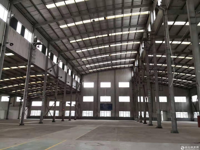 浦东5000平绿证高12米库物流仓储托管配送等-图5