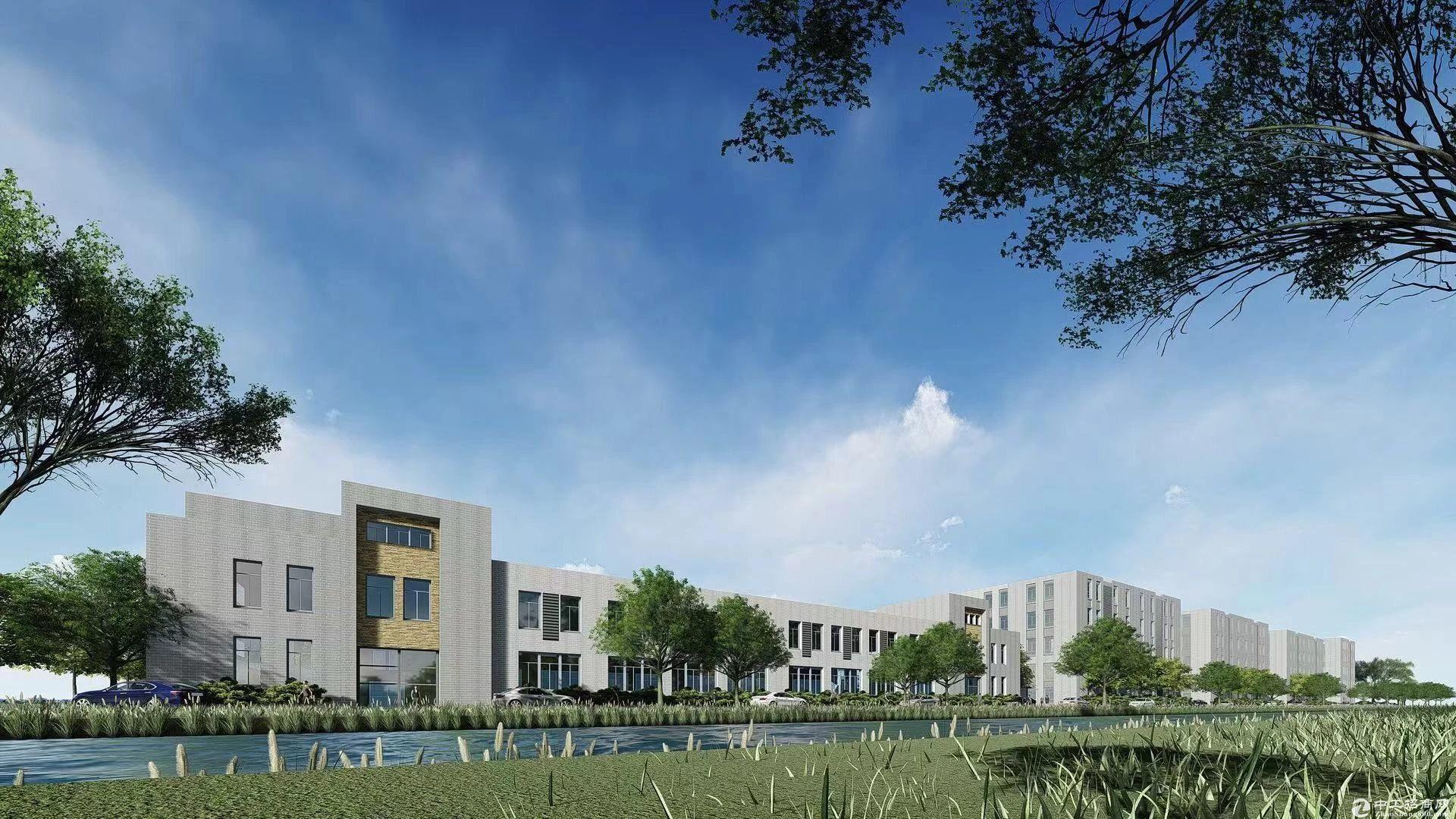 园区直招 江宁空港开发区优质标准厂房出租出售中