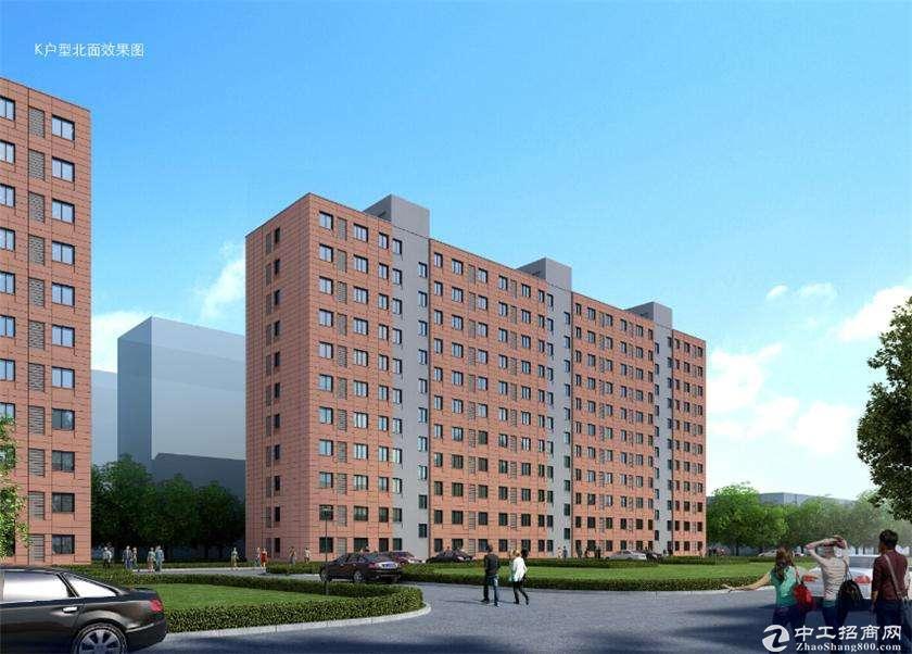 天津市北辰区,稀缺50年产权厂房招商中,有房本-图3