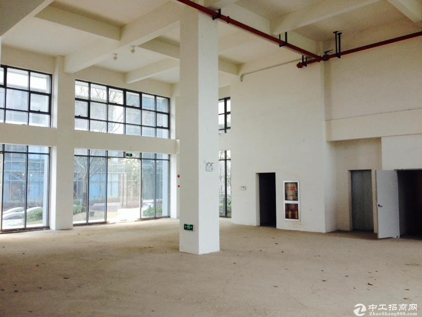 17号线赵巷站沿街独栋办公总部形象好交通便利诚售