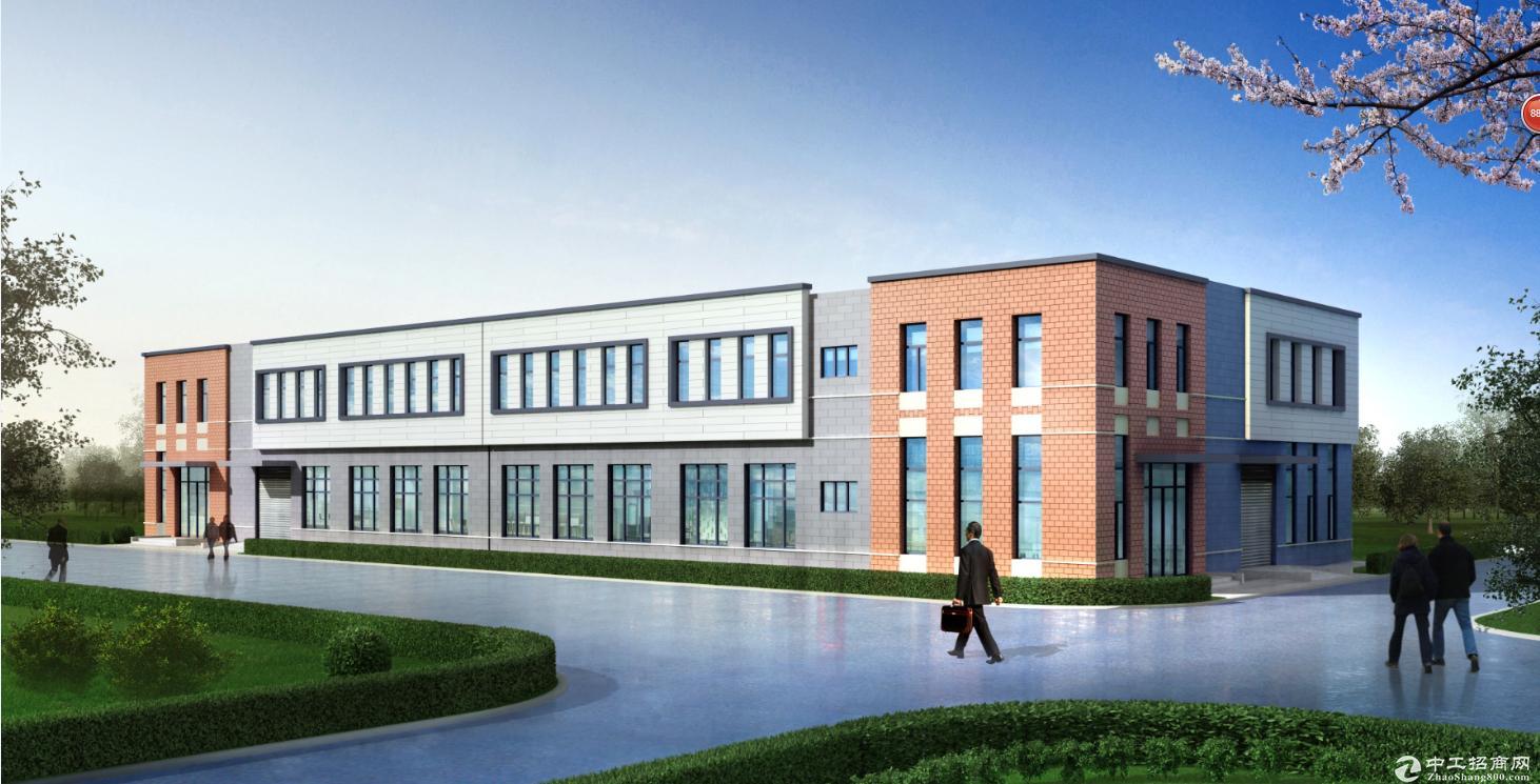 西安50年厂房招商可分期按揭
