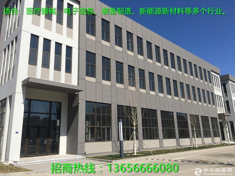天津市北辰区,稀缺50年产权厂房招商中,有房本,可环评,可贷款-图4
