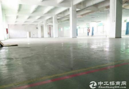 东莞增埗工业区出租厂房1楼450平方带装修,外观形象好