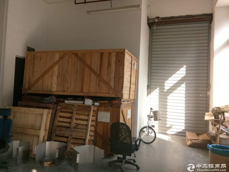 浦江新骏环路底楼870平米厂房出租