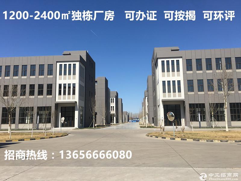 【有房本】可贷款,可环评,北京周边超低价厂房