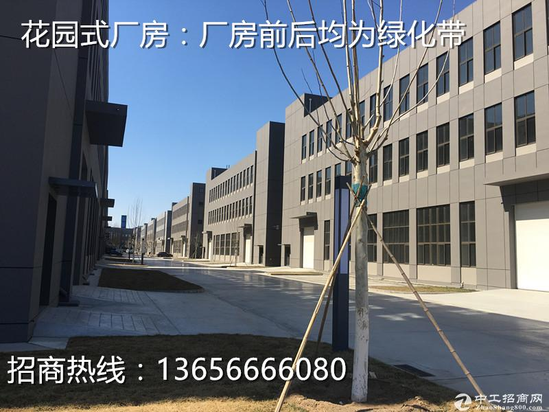【有产证】京福公路和北辰西道交口50年独立产权厂房,可贷款
