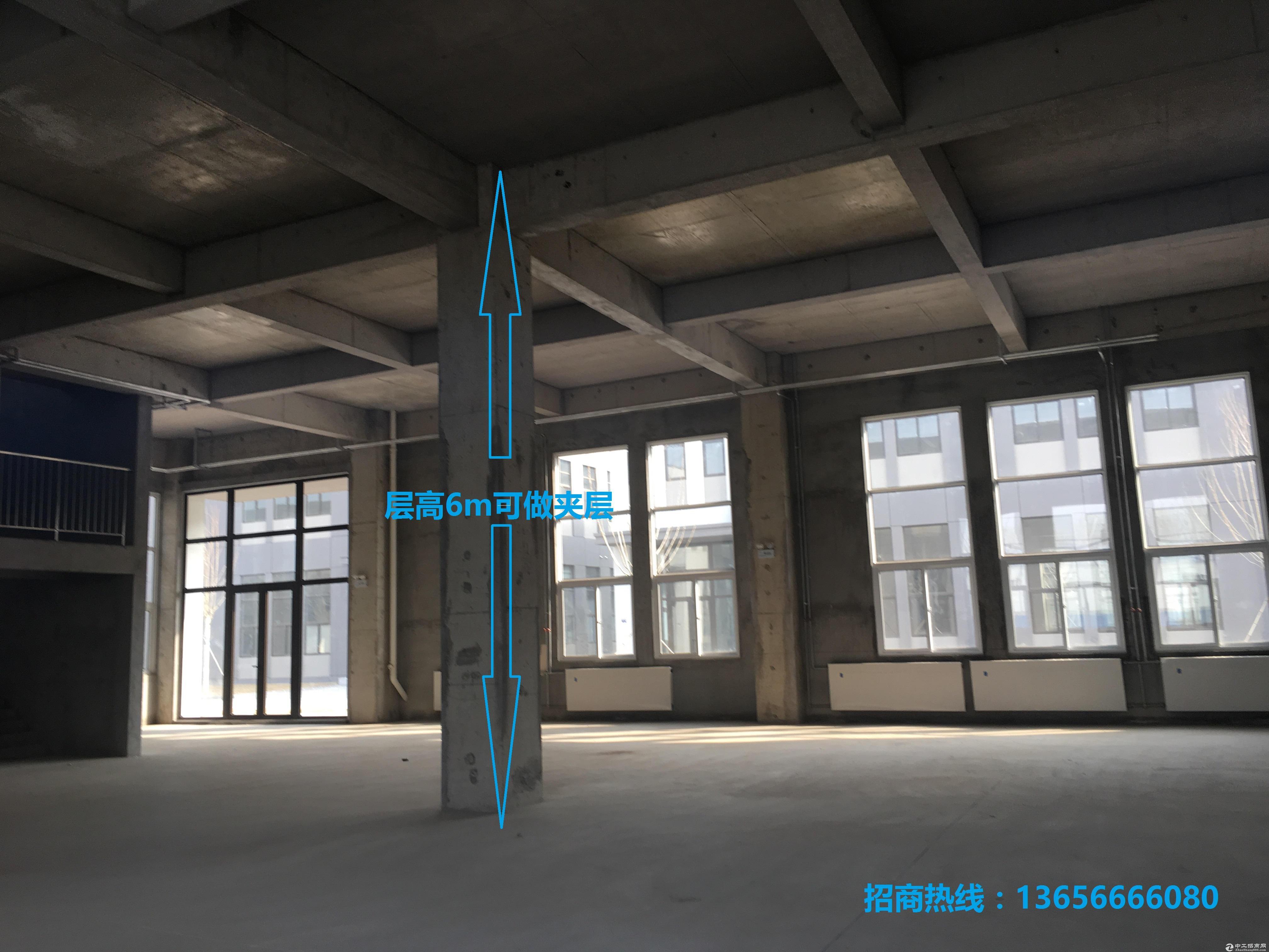 【有房本】天津医疗器械产业园标准厂房出售,有个人房本-图2