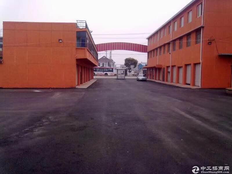 青浦重固8000平方厂房出租,交通便利