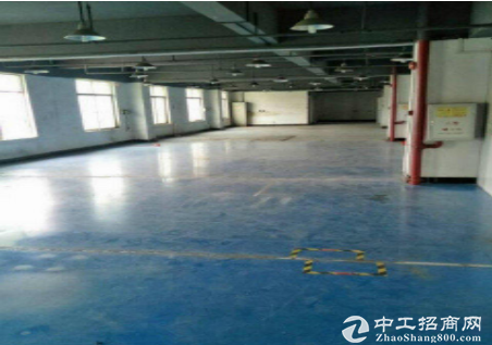 东莞茶山冲美工业区二楼厂房600平方出租 水电齐全
