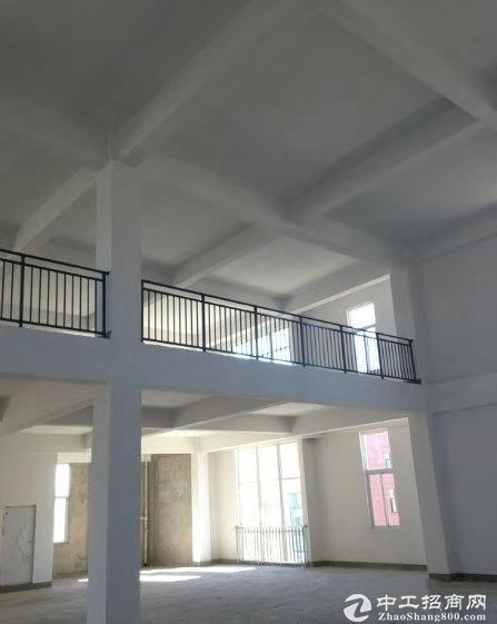 西四环厂房 首层高7米2 独栋 分层 可分期环评-图3