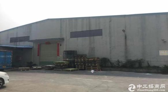 东莞茶山镇塘角原房东单一层1680方厂房出租