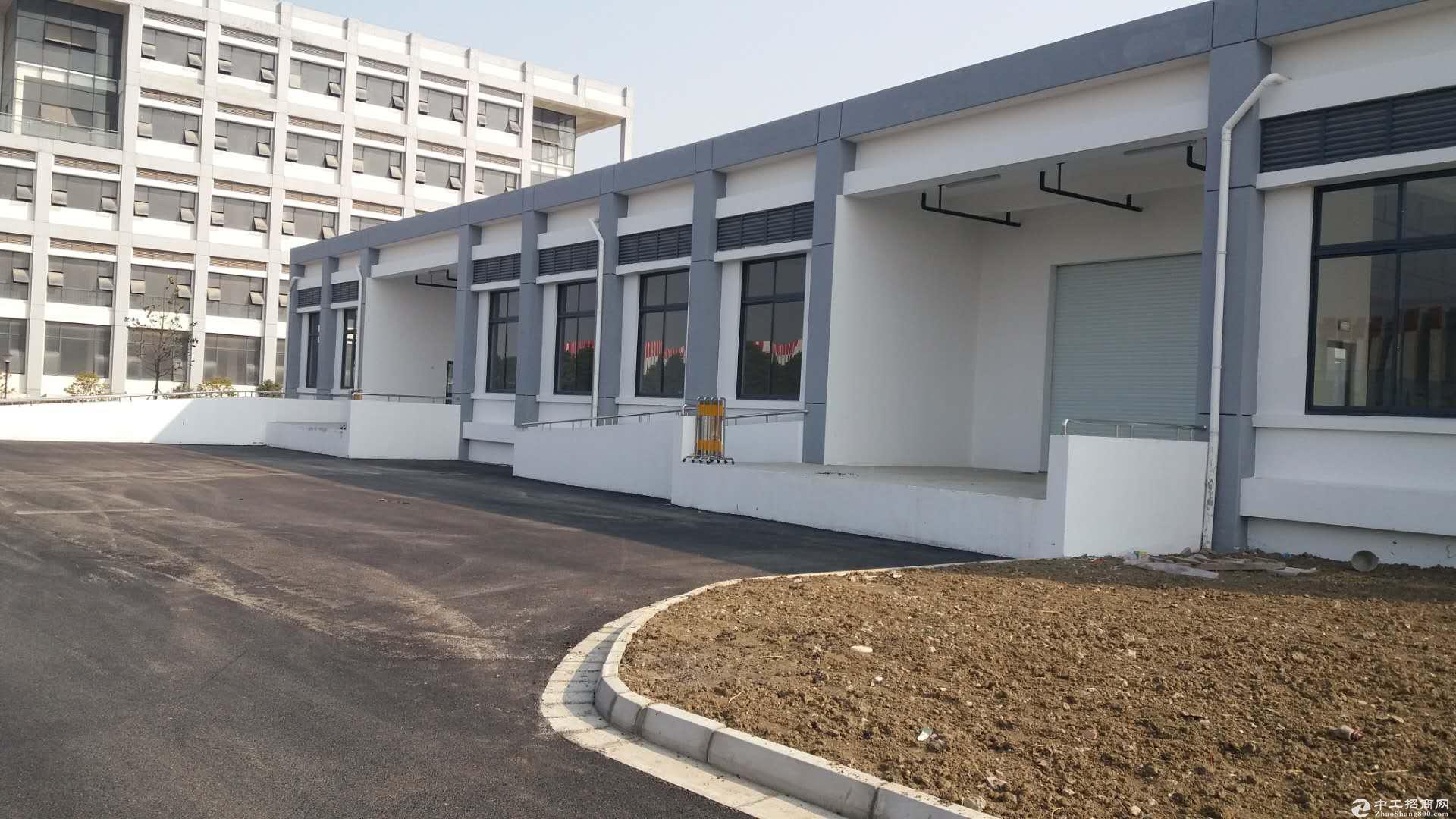 现代化标准厂房4000平租售,位置好交通便利