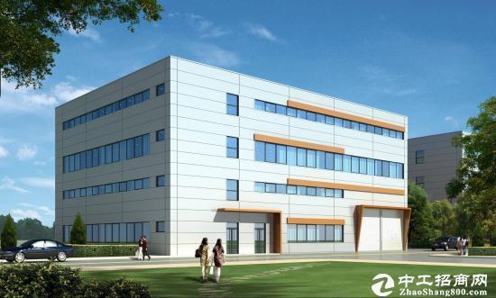 """平原新区好厂房,两层16米高独栋厂房,""""零公摊"""",可定制"""