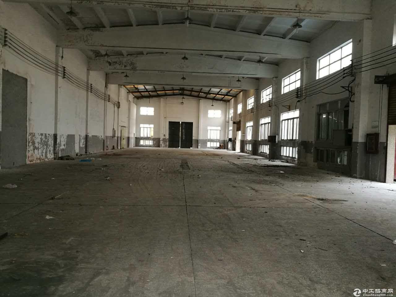 车墩单层490平米厂房便宜出租位置好
