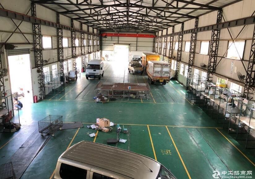 唐镇300平高标厂房 淘宝电商首选园区整洁出入方便