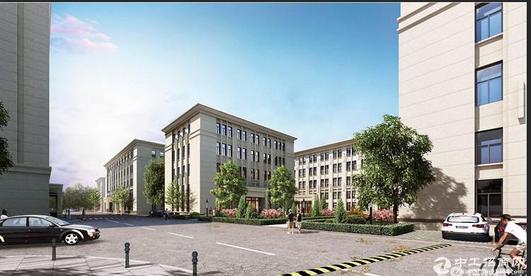 高新技术开发区莲花街西四环标准化厂房-图3