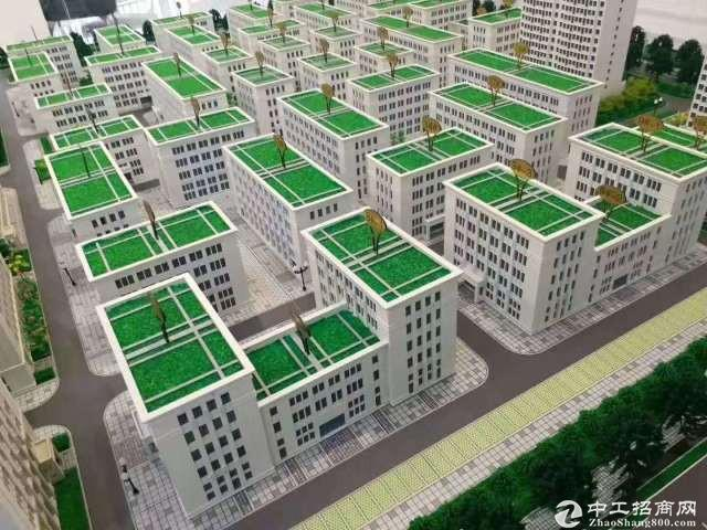 西四环莲花街独栋厂房出售-图2