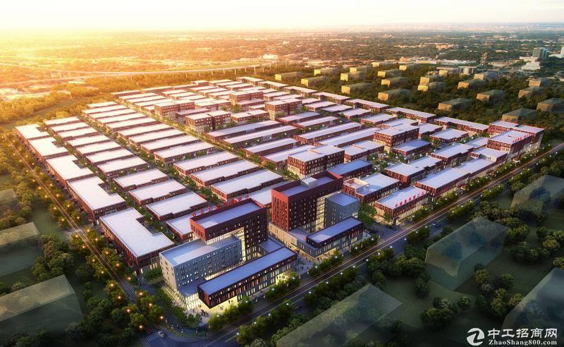 低首付、双凤开发区出售厂房层高8.1米、50年产权-图2