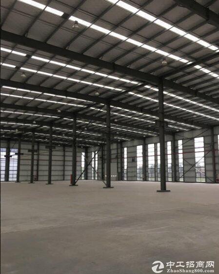 钢结构厂房1300平厂房出租 可做仓库