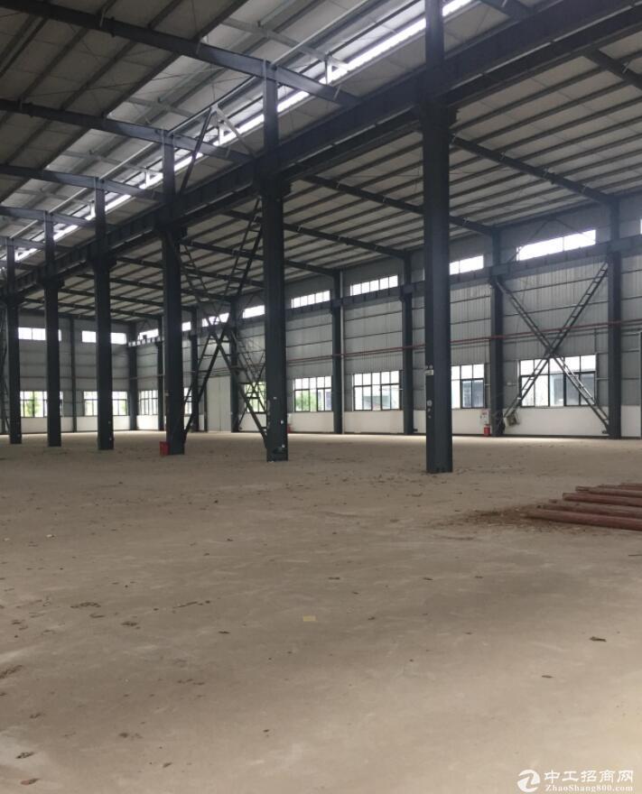 江北鱼嘴工业园区10000平标准行车厂房
