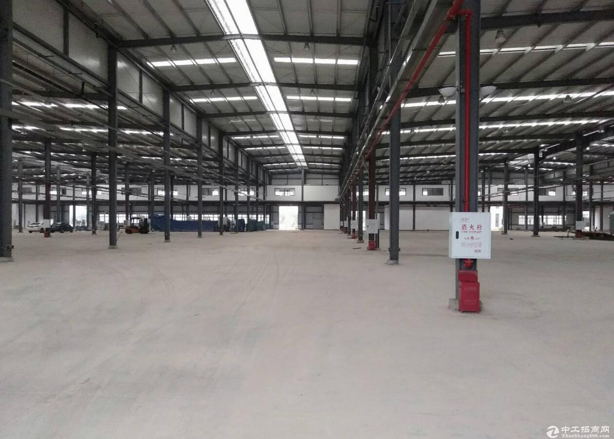 江北鱼嘴工业园区6000平单层标准厂房