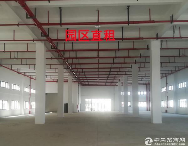 昆山高新区科技园50000平米标准厂房出租-图5