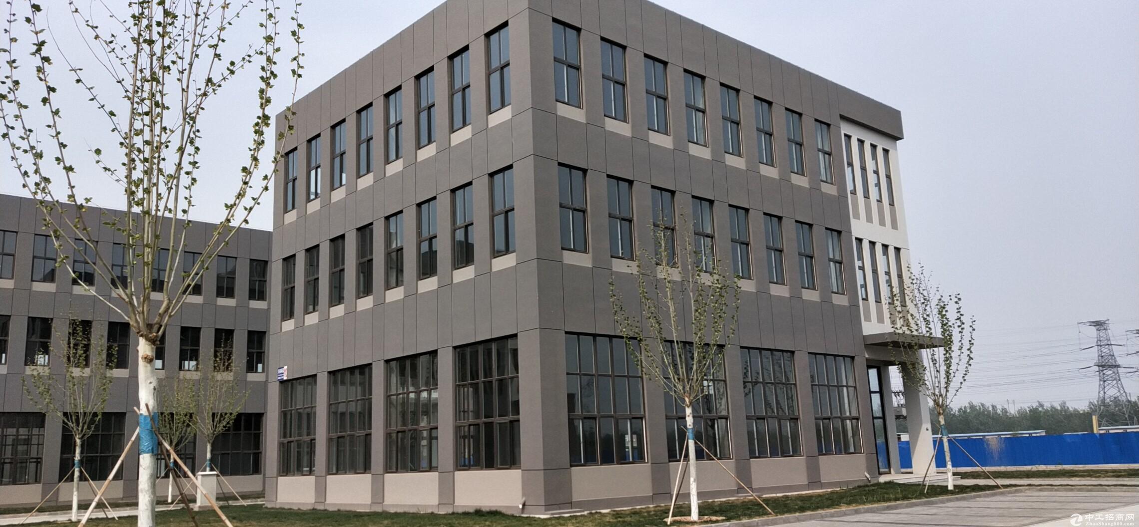 北辰区招商办 50年大产权标准厂房出售,可环评,优质资源一站式服务-图4
