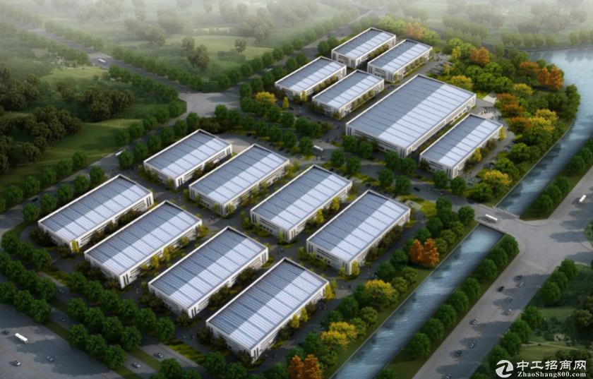 1800/2000/2500/3000平米单层厂房绿证可环评