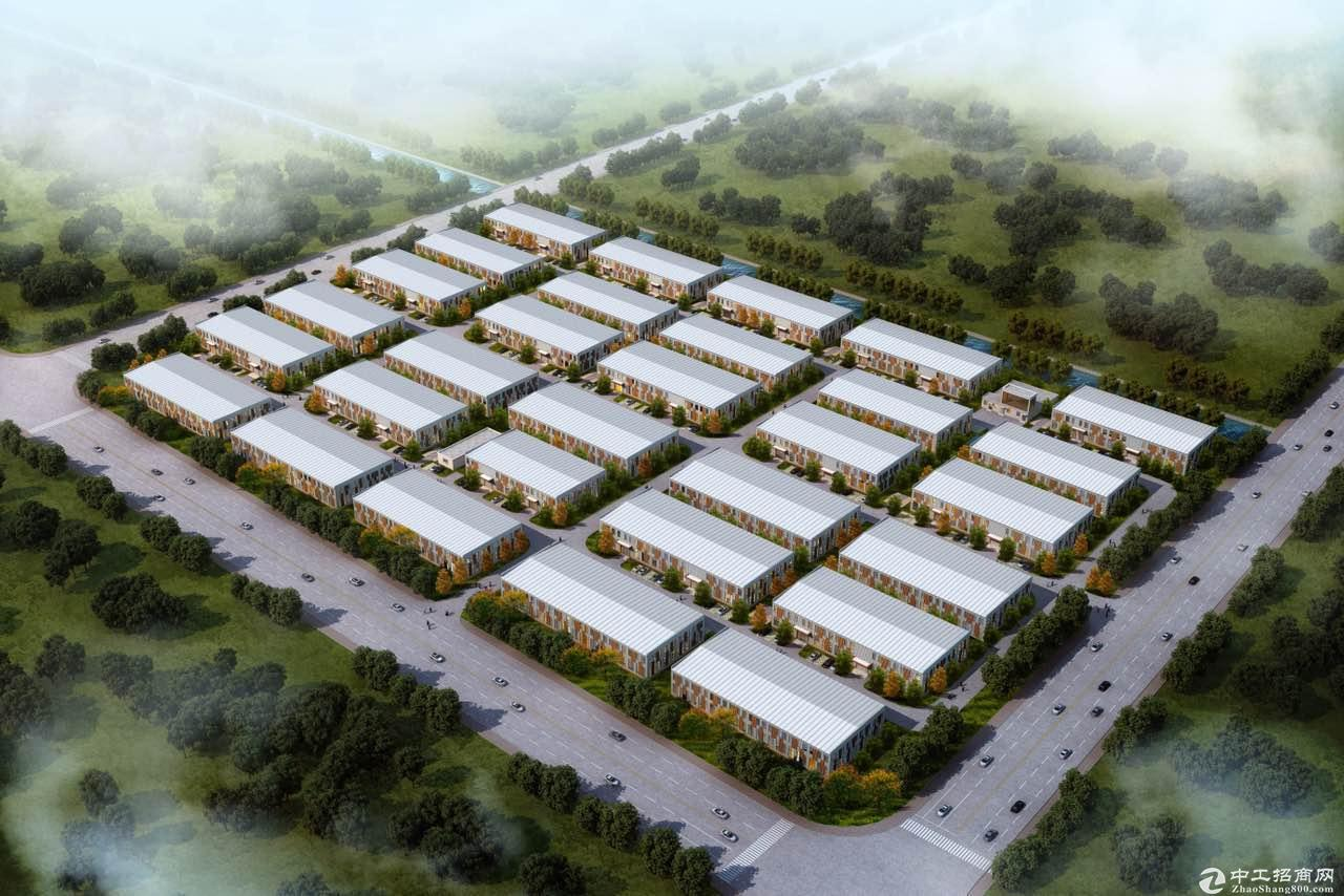 出售独栋、小面积、绿证、工业园区内标准厂房