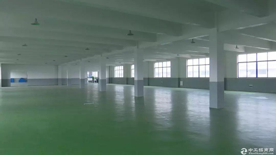 园区直招生产厂房,面积600-7200,两证齐全可分割-图2