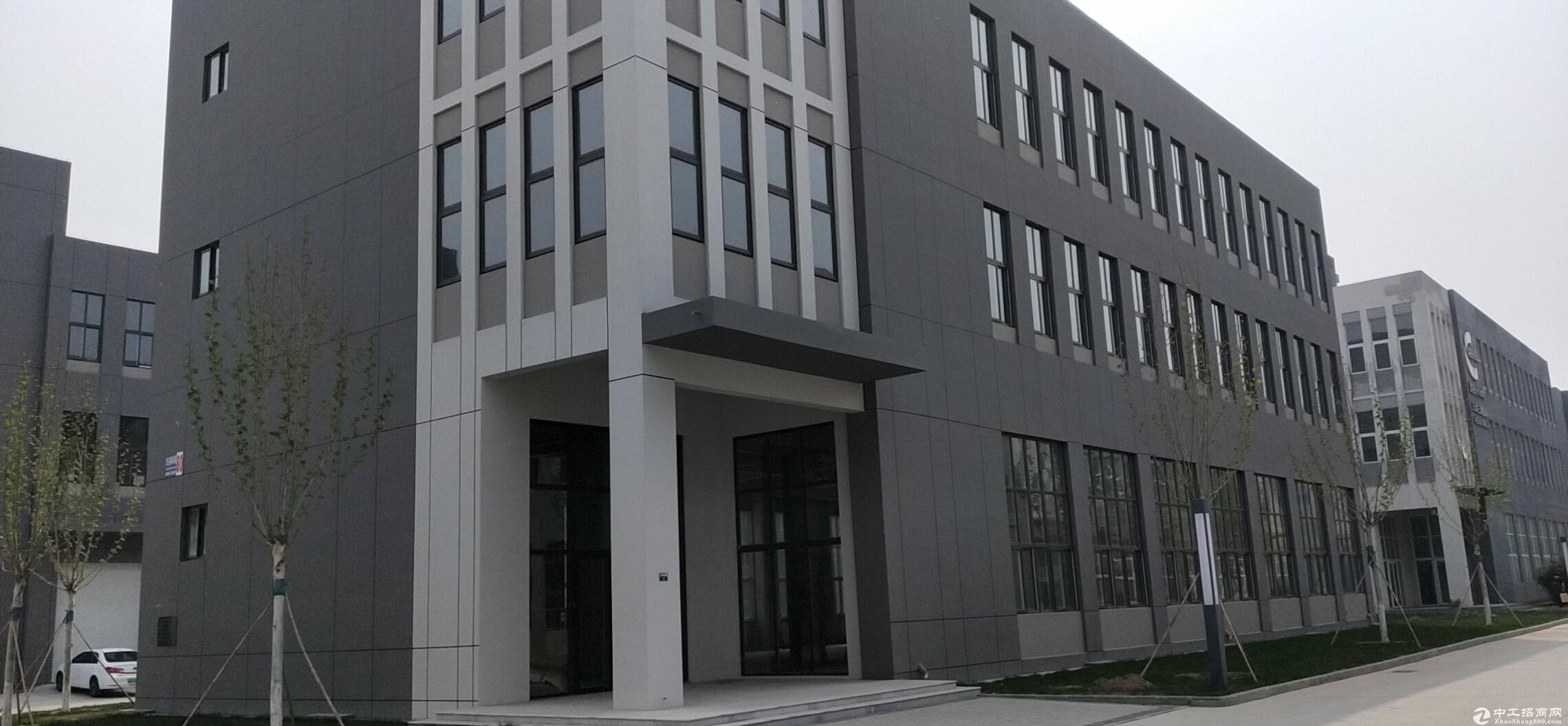 北辰经济开发区优质厂房出售,带产权,能环评,多行业准入,标准厂房-图4
