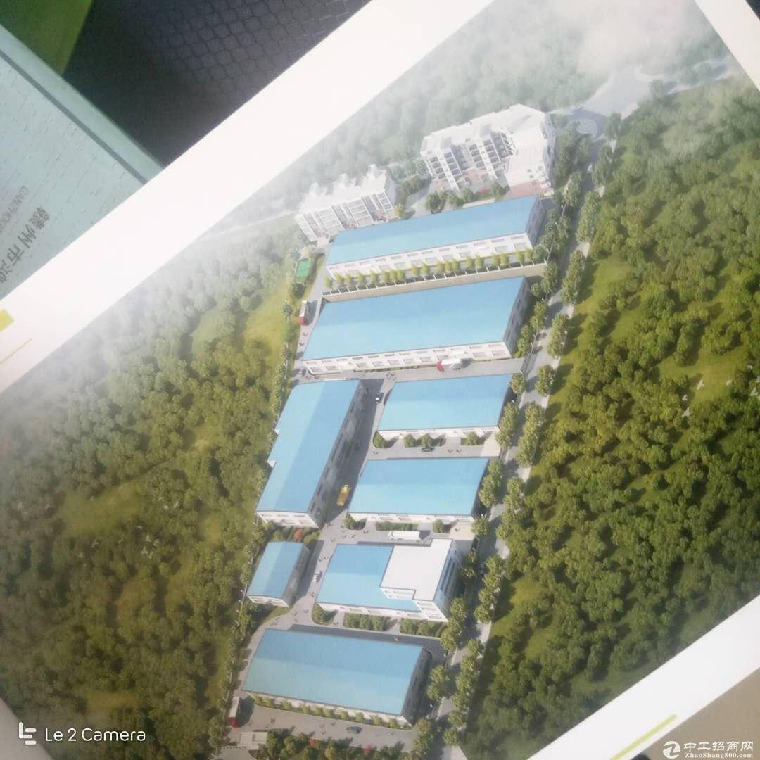 赣州沙河核心地段工业土地厂房租售